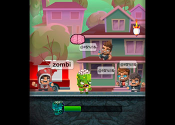 Play Zombie Life online - Screenshot 1