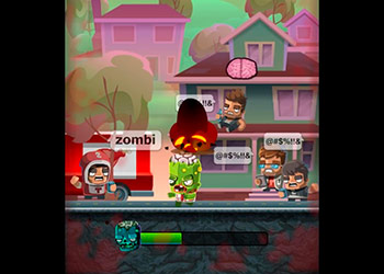 Play Zombie Life online - Screenshot 2