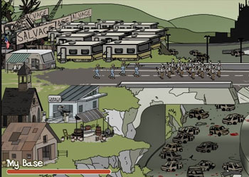 Play Zombie Trailer Park online - Screenshot 2