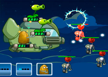 Play Zombies Star War online - Screenshot 2