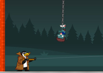 Play Zombies vs Penguins 4 online - Screenshot 2