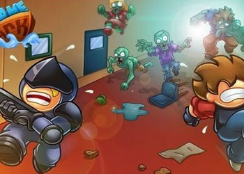 Play Zombo Buster online - Screenshot 1