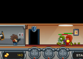 Play Zombo Buster online - Screenshot 2
