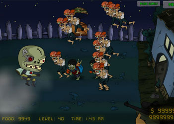 Play Zombudoy online - Screenshot 1