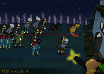 Play Zombudoy online - Screenshot 2