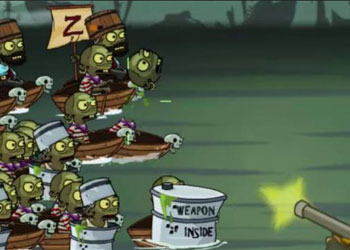 Play Zombudoy 3 Pirates online - Screenshot 2