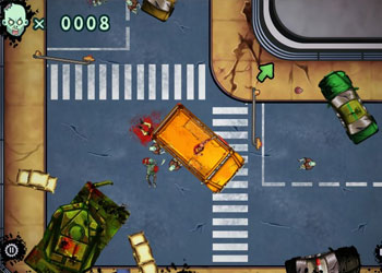 Play Zombus online - Screenshot 1