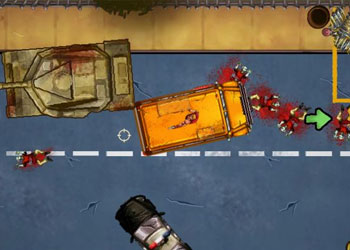 Play Zombus online - Screenshot 2